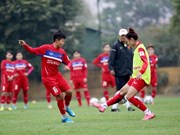 Vietnam target to top Group D of AFC Cup