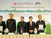 Thailand pushes forward Smart City project to boost energy efficiency