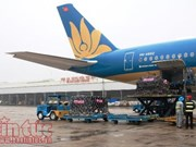 Airbus, Vietnam Airlines provide transport of medical equipment