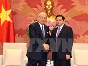 Vietnamese parliamentarians treasure friendship with Japan