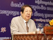 Cambodia: Deputy PM Ben Chhin named as acting Cabinet Minister