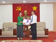 Binh Duong bolsters cooperation with Cambodian women's association