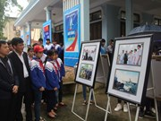 Hoang Sa, Truong Sa exhibition comes to Thanh Hoa