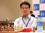 Le Quang Liem tops HDBank International Open Chess Cup