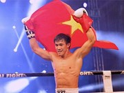 Vietnamese wins Muay festival in Bangkok