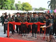Vietnam, Cambodia boost defence ties