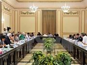 Vietnam, Cuba share legislative experience