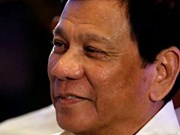 Philippine President visits Myanmar