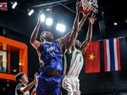 Hanoi Buffaloes beat Mono Thew in Thai basketball league