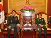 Vietnam, RoK boost defence partnership