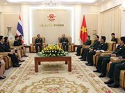 Vietnam, Thailand boost defence cooperation