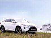 Toyota Vietnam recalls 360 Lexus cars