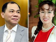 Two Vietnamese in Forbes' billionaires list