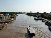 Seminar explores causes of subsidence in Mekong Delta