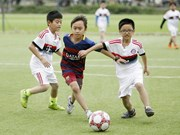 FIFA, UEFA help Thua Thien-Hue develop community-based football