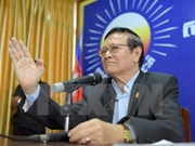 Cambodia: CNRP new leadership not recognised