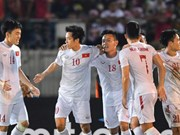 Vietnam draw with Chinese Taipei 1-1