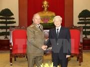 Cuba, Vietnam seek stronger relations