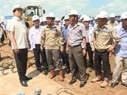 Deputy PM urges for faster progress of Long Phu 1 power plant