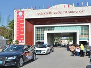 Quang Ninh: Mong Cai border gate serves Chinese tourist surge