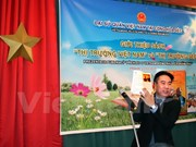 Book on Vietnamese market launched in Czech Republic