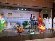 Vietnam-Ukraine diplomatic ties marked