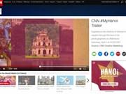 CNN releases My Hanoi trailer