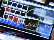 Shares narrow gains on short-term risk