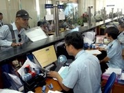Hanoi Customs: online public service recorded efficiency