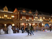 Snow Town offers cool new amusement in HCM City