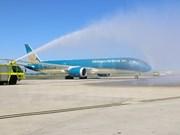 Vietnam Airlines opens Hanoi-Sydney air route