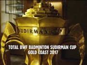 Vietnam to take part in Sudirman Cup