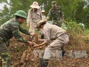US-based PeaceTrees delegation visits Vietnam