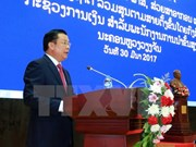 Vietnam, Laos talk financial management experience