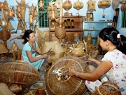 Handicraft exporters seek to expand markets