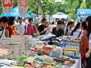 Fourth Vietnam Book Day to display 40,000 book titles