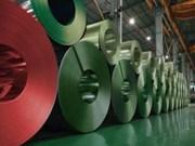 Anti-dumping steel tax imposed