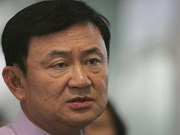 Thailand's former PM Thaksin rejects blames for domestic attacks