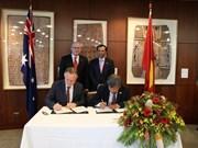 Vietnam-Australia cooperation focuses on economic partnership