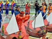 Festival commemorates soldiers of ancient Hoang Sa Flotilla