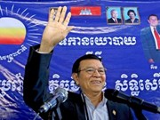 Cambodia's CNRP keeps new leadership