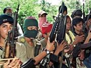Philippine gov't, insurgent group resume peace talks