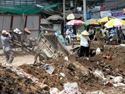 HCM City seeks approval for solid-waste treatment plan
