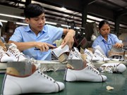 Exports gain 12.8 percent in Q1