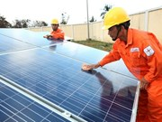 India firm invests in solar energy project in Binh Phuoc