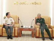 Vietnam, Japan promote peace-keeping cooperation