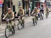 Bike patrols help curb social evils and crimes