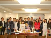 Vietnamese students in RoK hold sixth congress