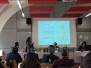 International workshop on East Sea in France