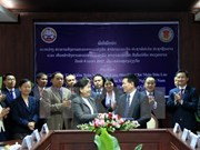 Vietnamese, Lao State audit offices enhance ties